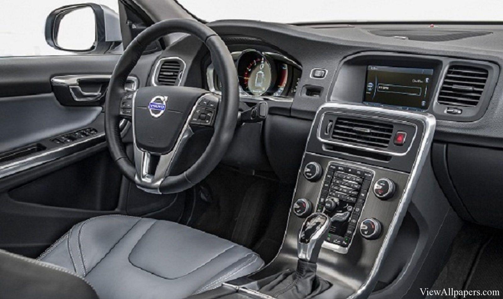 2016 volvo s60 interior