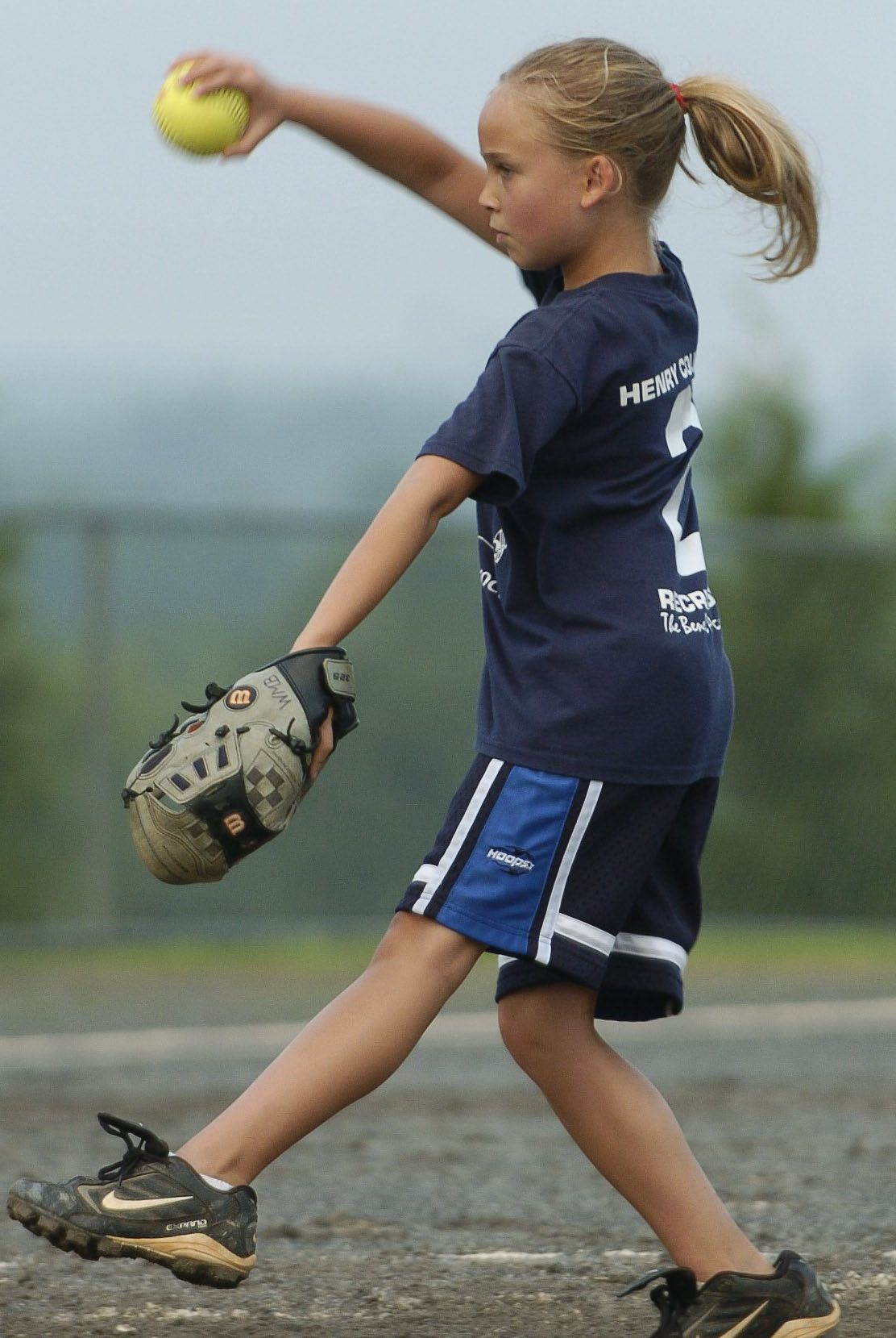 Softball. Years 1 to 10 sourcebook module. The State of