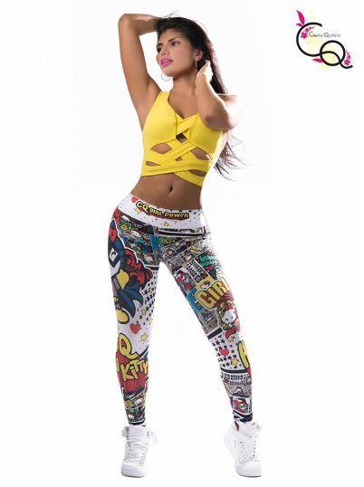 cc0dfcc00f9f2 Ropa De Entrenamiento Para Mujer - Original - Hecha en Colombia en ...
