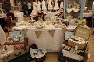 Whimsical Wishes: Midlands Vintage Chic Wedding Fair - Part 2