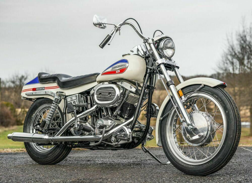 1971 Harley Davidson Fxe Shovelhead Via Tumblr Motorcollection In 2020 Shovelhead Classic Motorcycles Harley Davidson