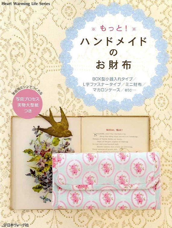Weitere handgefertigten Cute Brieftaschen von pomadour24 auf Etsy ...