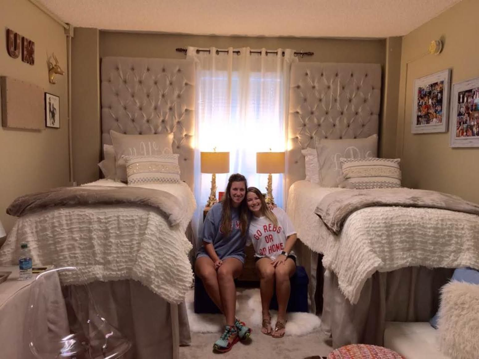 Posh Ole Miss Dorms Over The Top Or Fabulous Hottytoddy