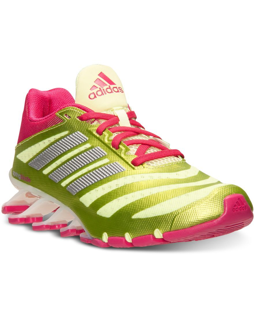 adidas Women's Springblade Ignite Running Sneakers from