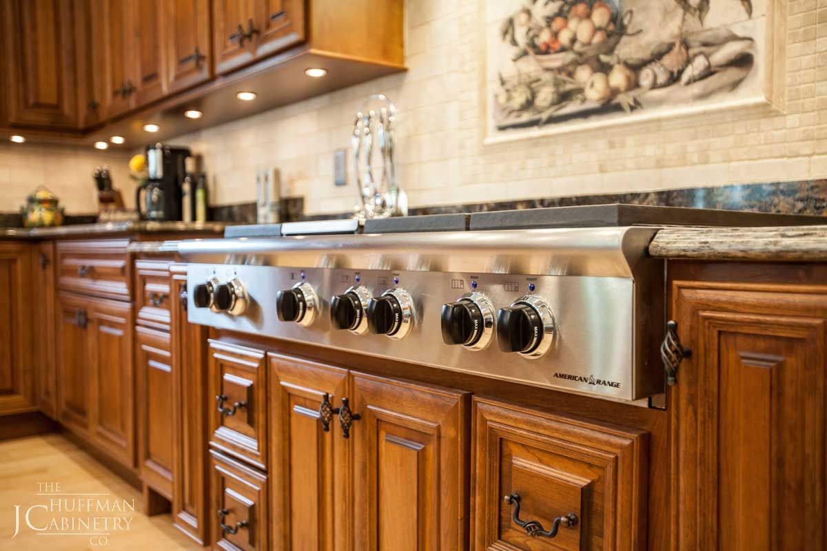 New Year New Range That S Five Whole Feet Of Hot Party Food Call Us To O Custom Kitchen Cabinets Kitchen Appliances Design Custom Kitchens Design