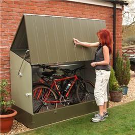Bike Sheds Www Shedsdirect Co Uk Outdoor Bike Storage Bike Storage Solutions Bike Storage