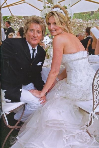rod stewart penny wedding pics yahoo search results