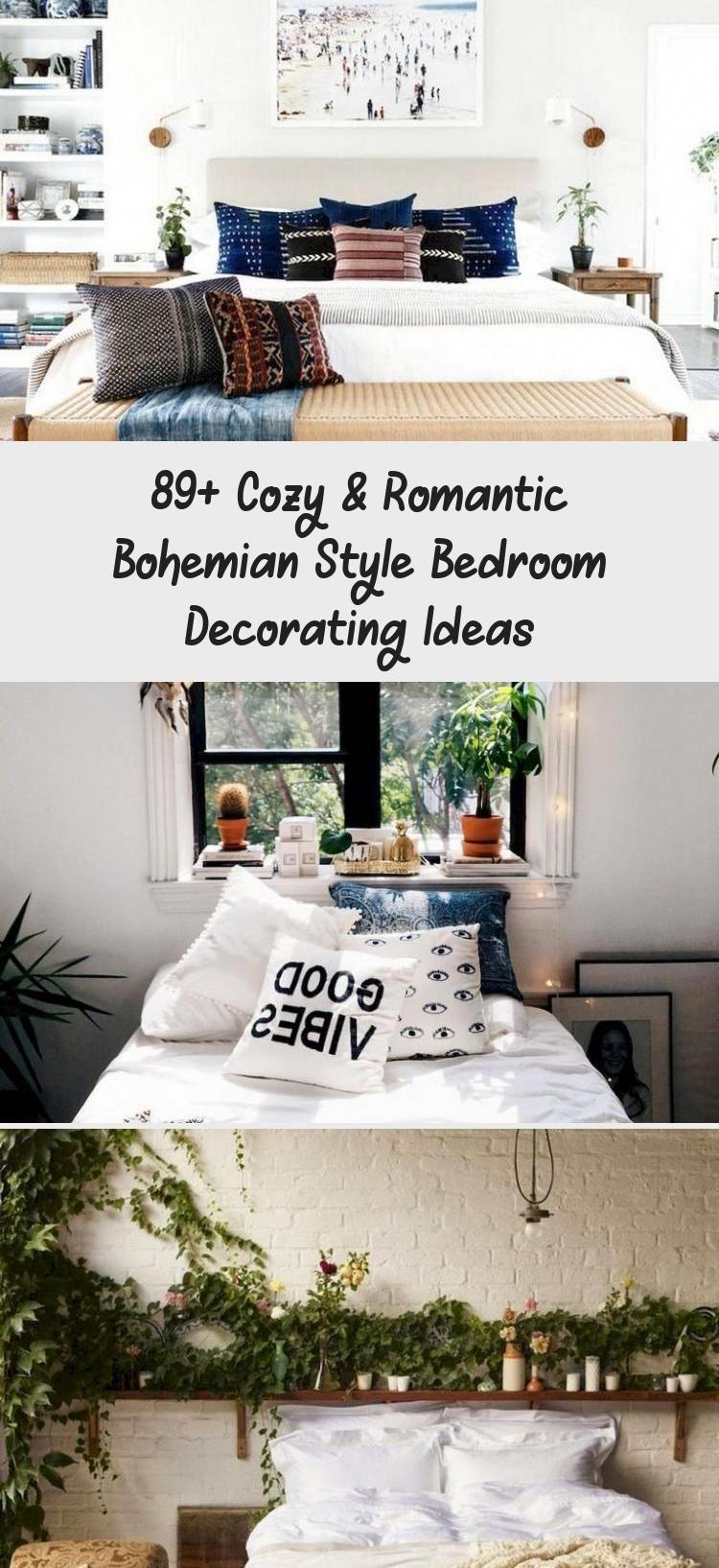 89 Cozy  Romantic Bohemian Style Bedroom Decorating Ideas  89 Cozy  Romantic Bohemian Style Bedroom Decorating Ideas