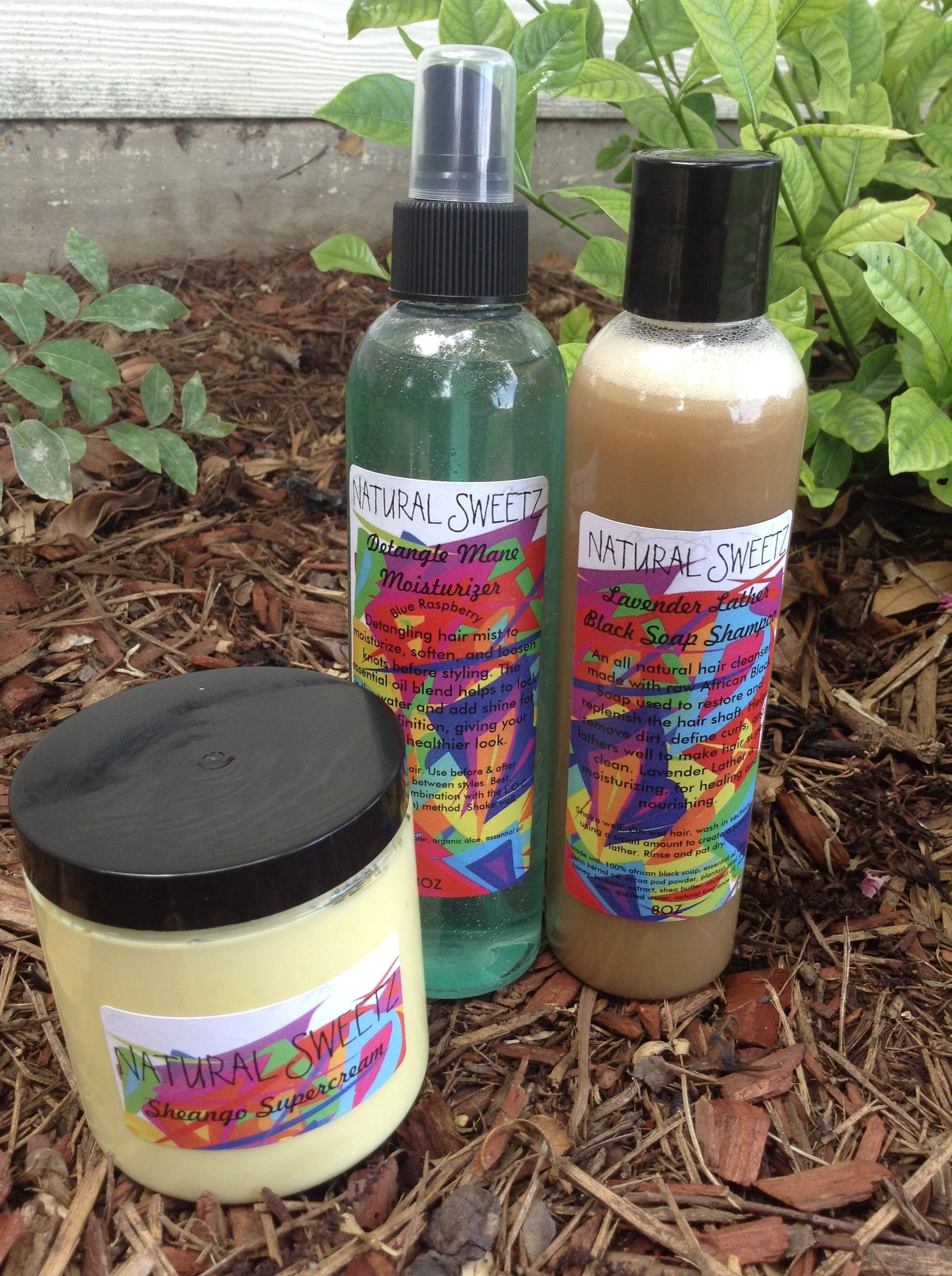 The best natural hair products for hair growth and