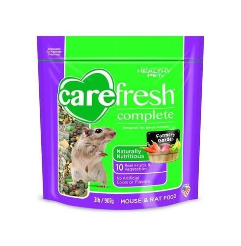 Carefresh Complete Menu Rat & Mouse Food 2 lbs