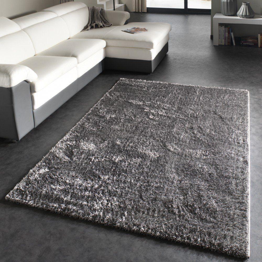 Rug High Pile Shaggy Carpet Soft