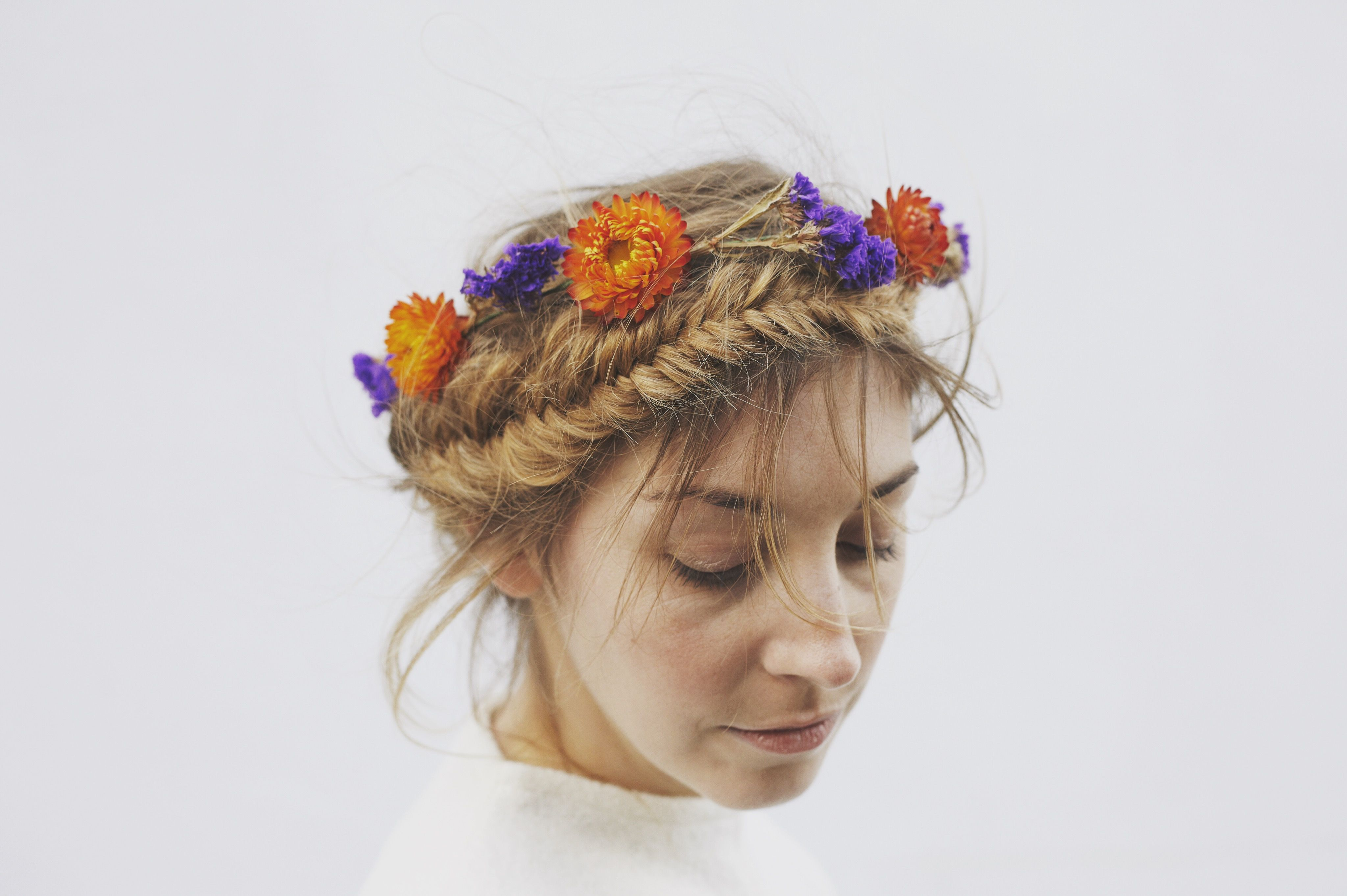 Clemetine melenazas pinterest flower crowns and crown