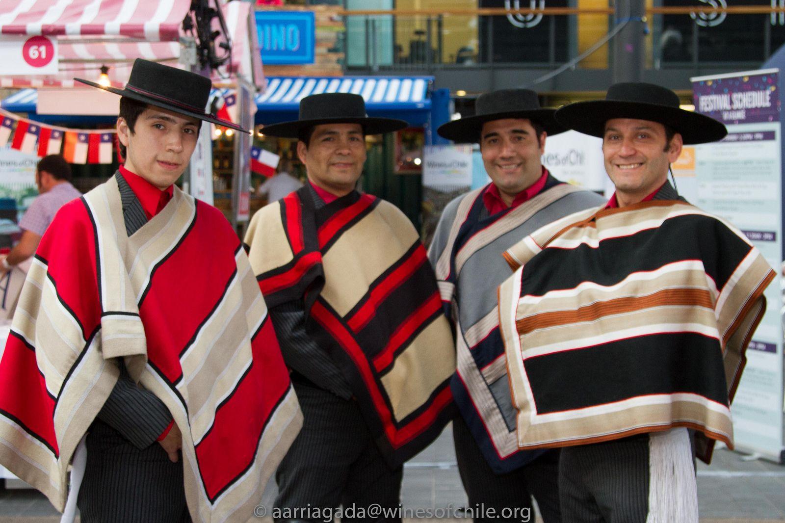Mercado Chileno Uk 2977 Traditional Outfits Folk Dresses Chile