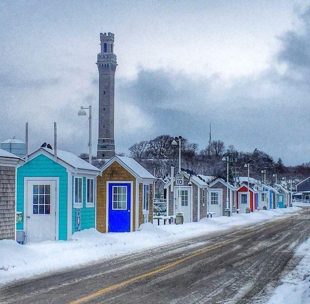 Provincetown Winter Provincetown Cape Cod Cape Cod Provincetown