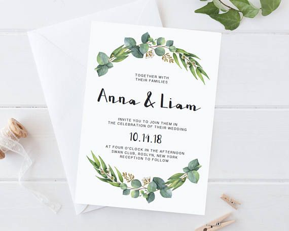 picture relating to Wedding Stationery Printable named Pin upon Marriage