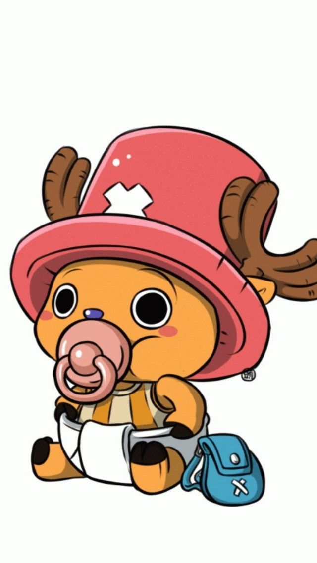 Chopper New World Chibi