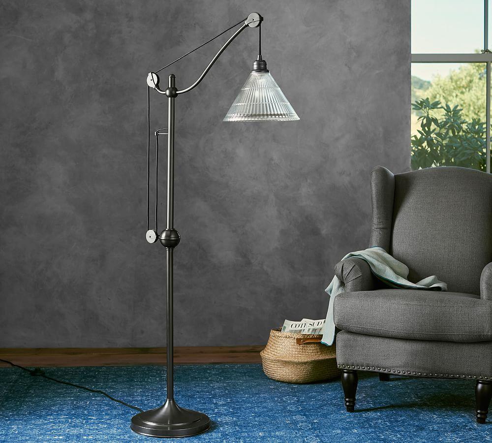 Bodhi Task Floor Lamp, Bronze