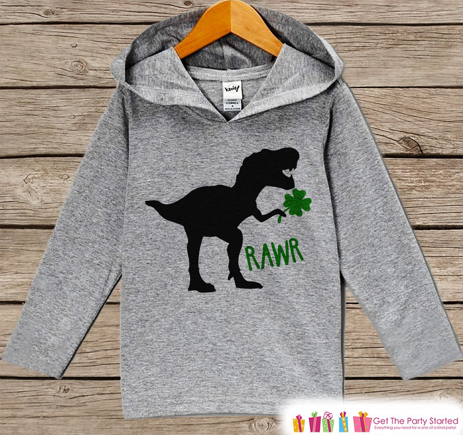 {Now Available} New product: Boys St Patricks .... Check it out here! http://7ate9apparel.com/products/boys-st-patricks-day-outfit-kids-dinosaur-clover-pullover-funny-boys-st-paddys-day-outfit-kids-baby-toddler-hoodie-lucky-dino?utm_campaign=social_autopilot&utm_source=pin&utm_medium=pin