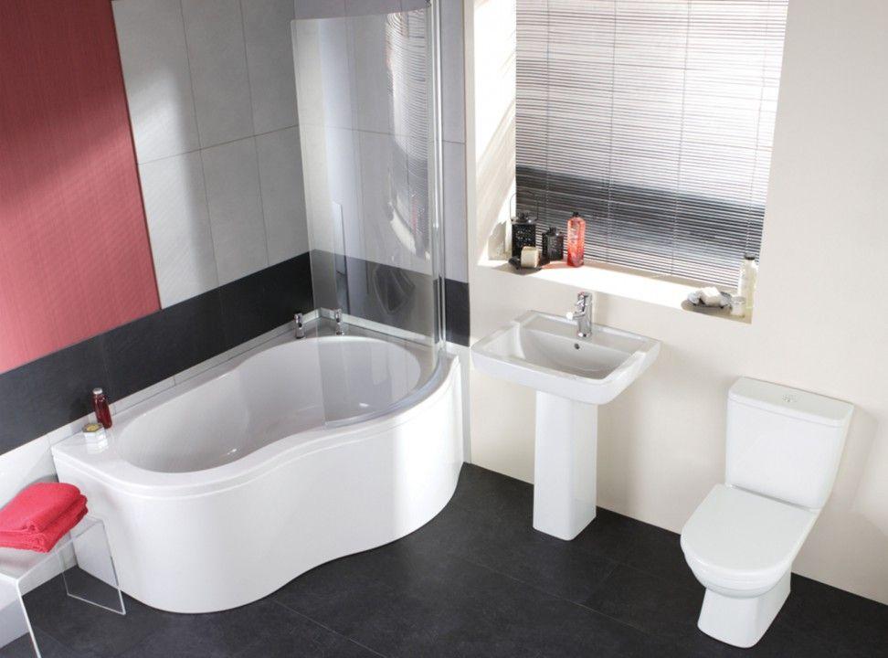 Угловые ванные комнаты картинки