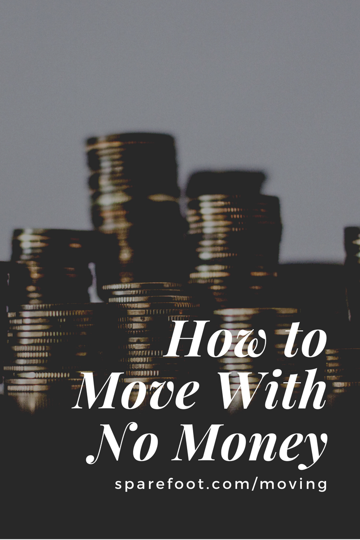 How to Move With No Money   The Moving Process   Moving costs, Tips