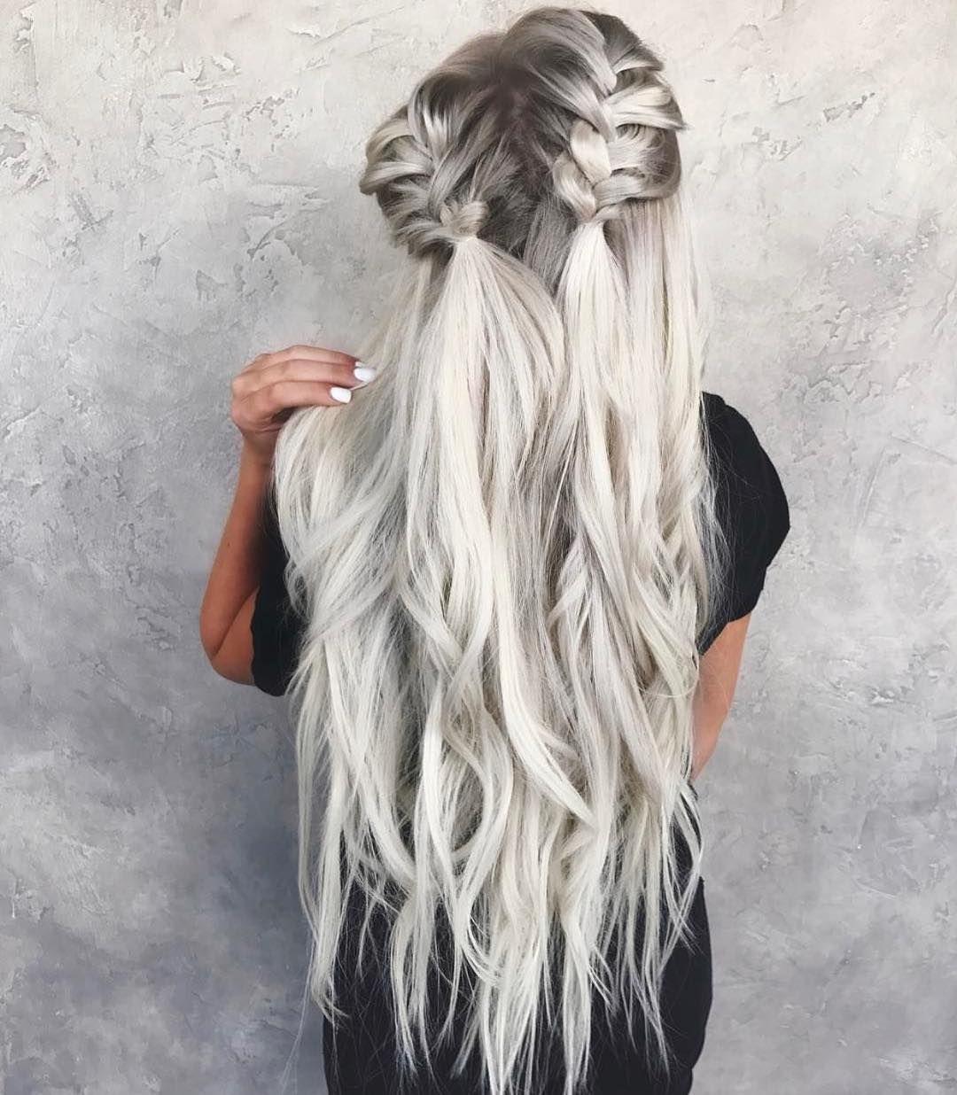 Haarfarben Trends 2019 Das Sind Die Looks Die Jetzt Alle Wollen