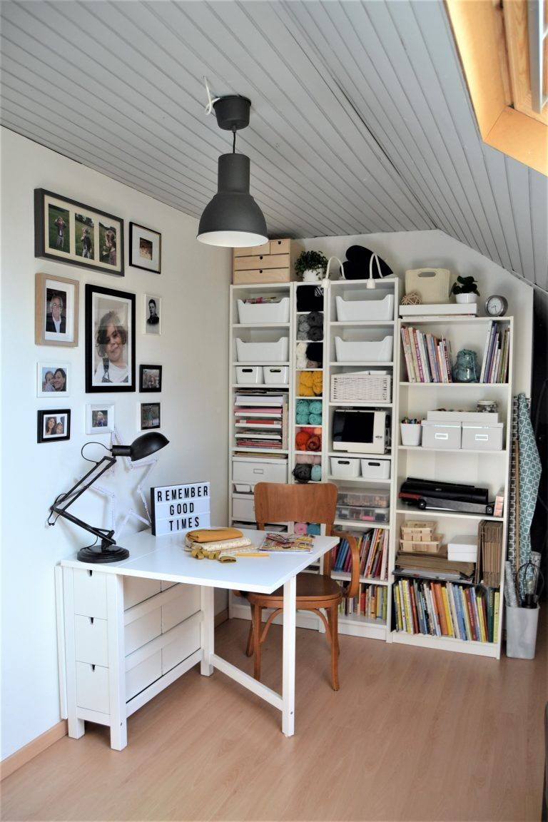 Scraproom craftroom diy atelier cr atif am nagement bureau - Amenagement bureau ...
