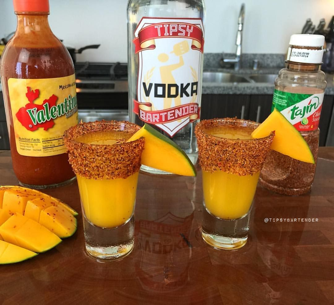 Baby Mango Shots! Click On The Link In My Bio To Watch Us
