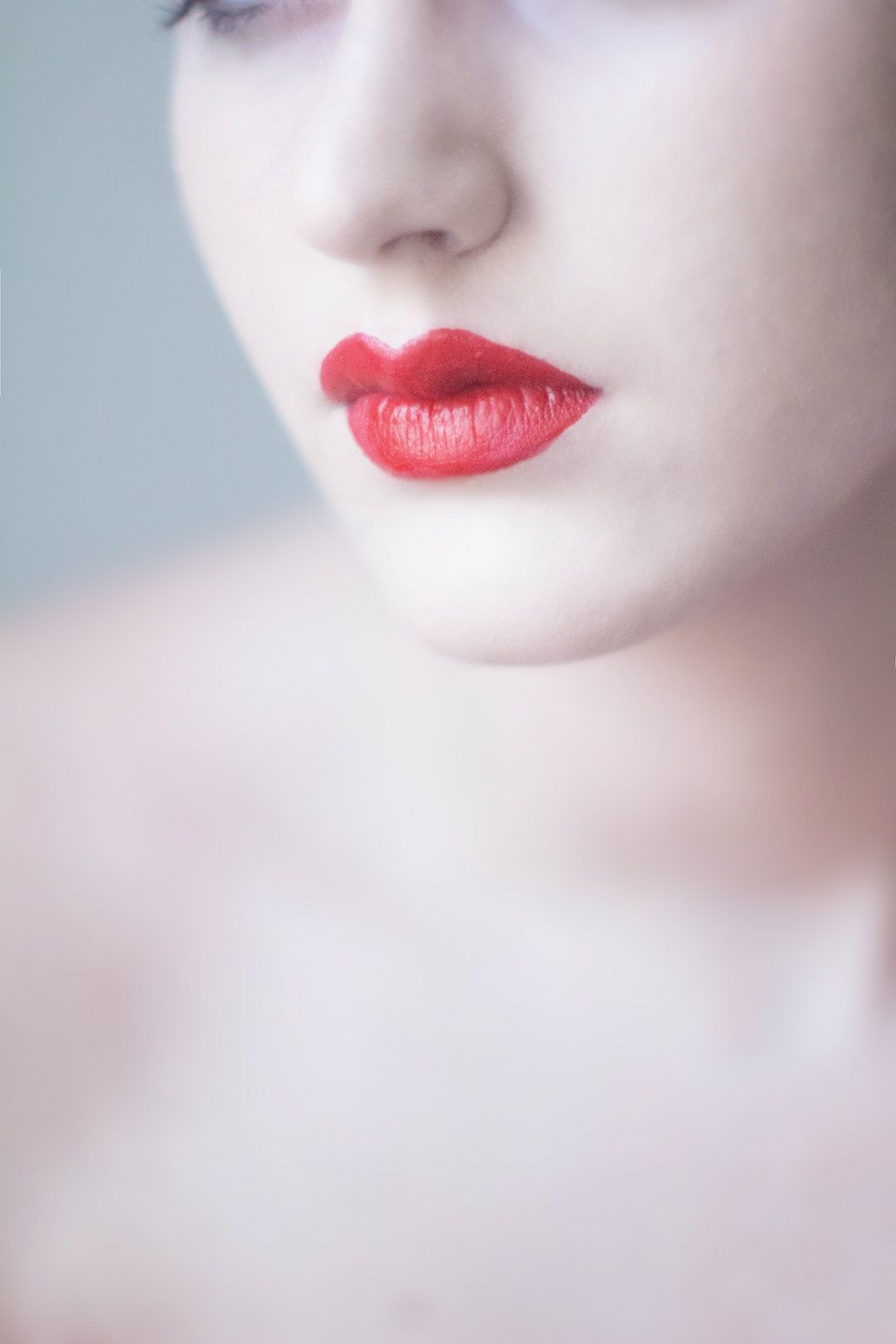 Download This Free Hd Photo Of Woman Lips Face And Soft By Ina