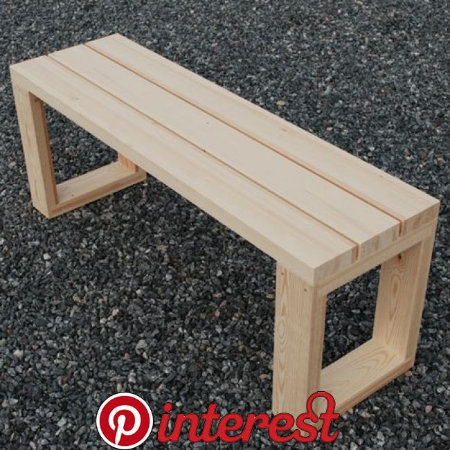 Plank Bank In Kiefer 1640x355mm 1640x355mm Bank Bench Kiefer