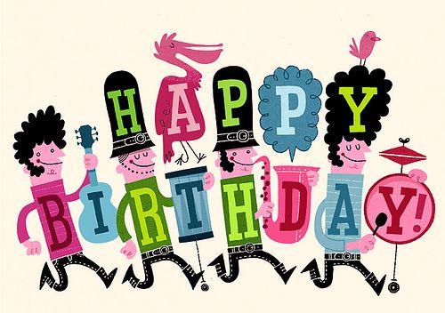 Happy Birthday by Esther Aarts, via Flickr