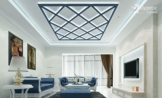 best ceilings from gyproc saint gobain/... | Ceiling ...
