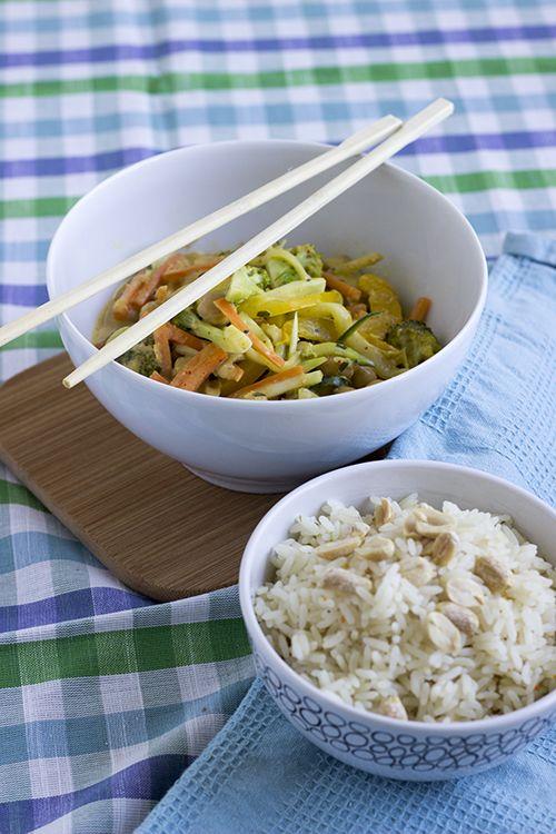 Thai Yellow Curry | Tajski rumeni kari | Dear Kitchen!