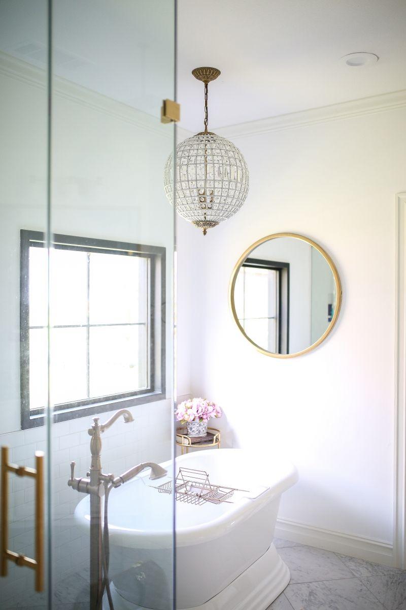 Master Bathroom Remodel Reveal Bathroom Remodel Master Gold