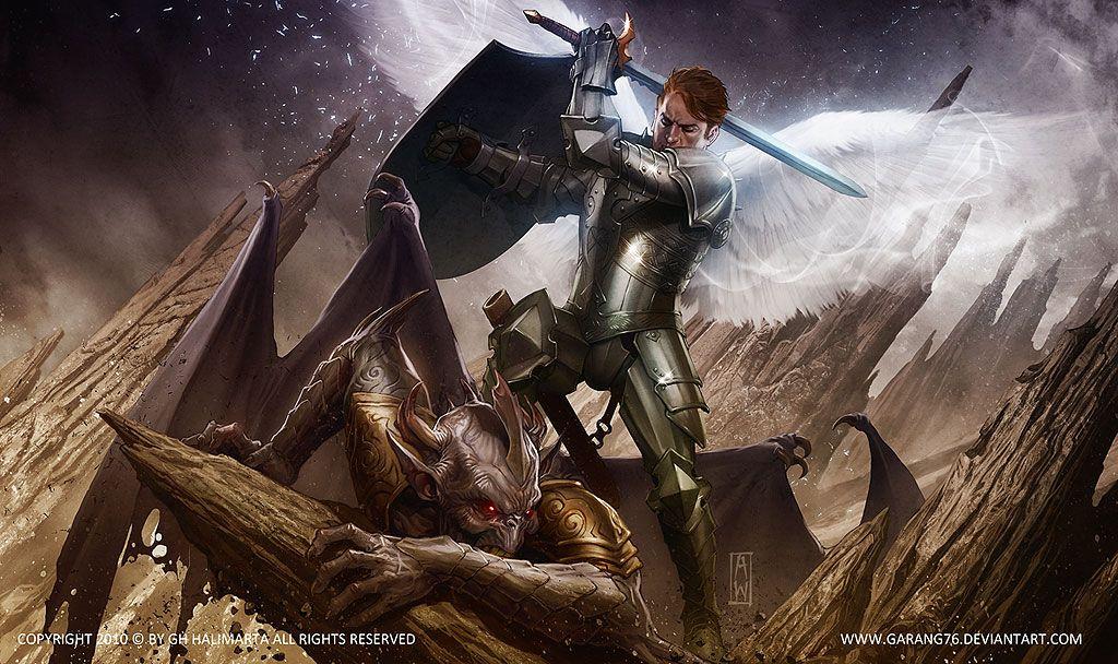 Demon Slayer by *AdmiraWijaya on deviantART Prepare for