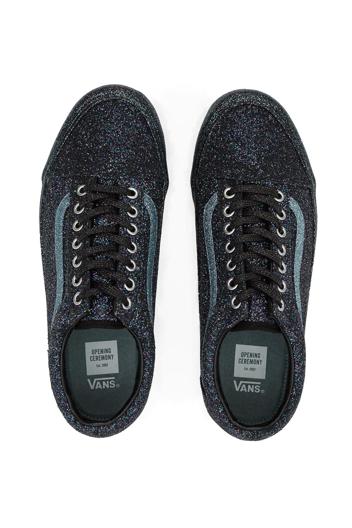 Vans for Opening Ceremony, Glitter OG Old Skool LX Sneaker