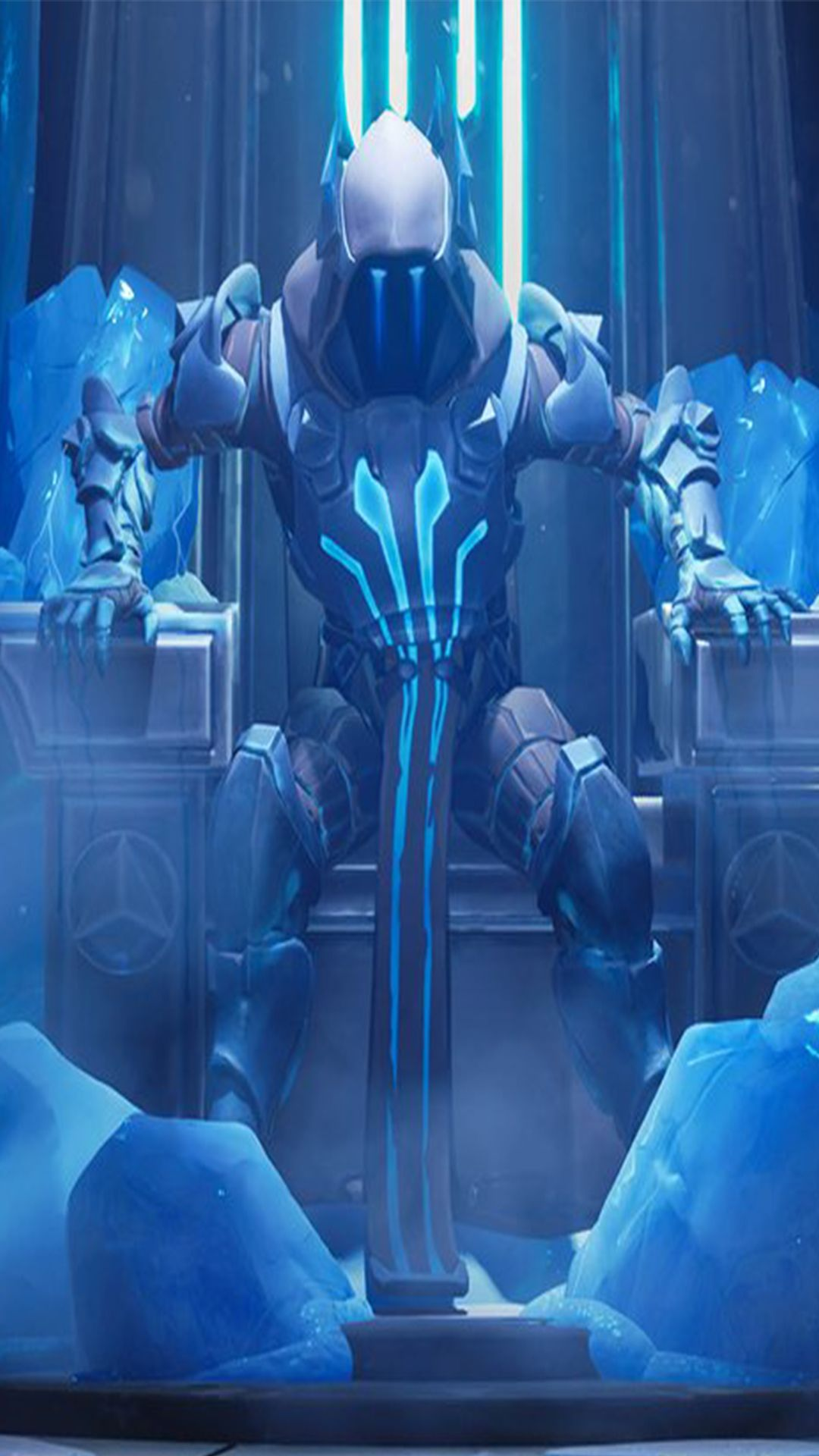 Fortnite Ice King Best Gaming Wallpapers Gaming Wallpapers