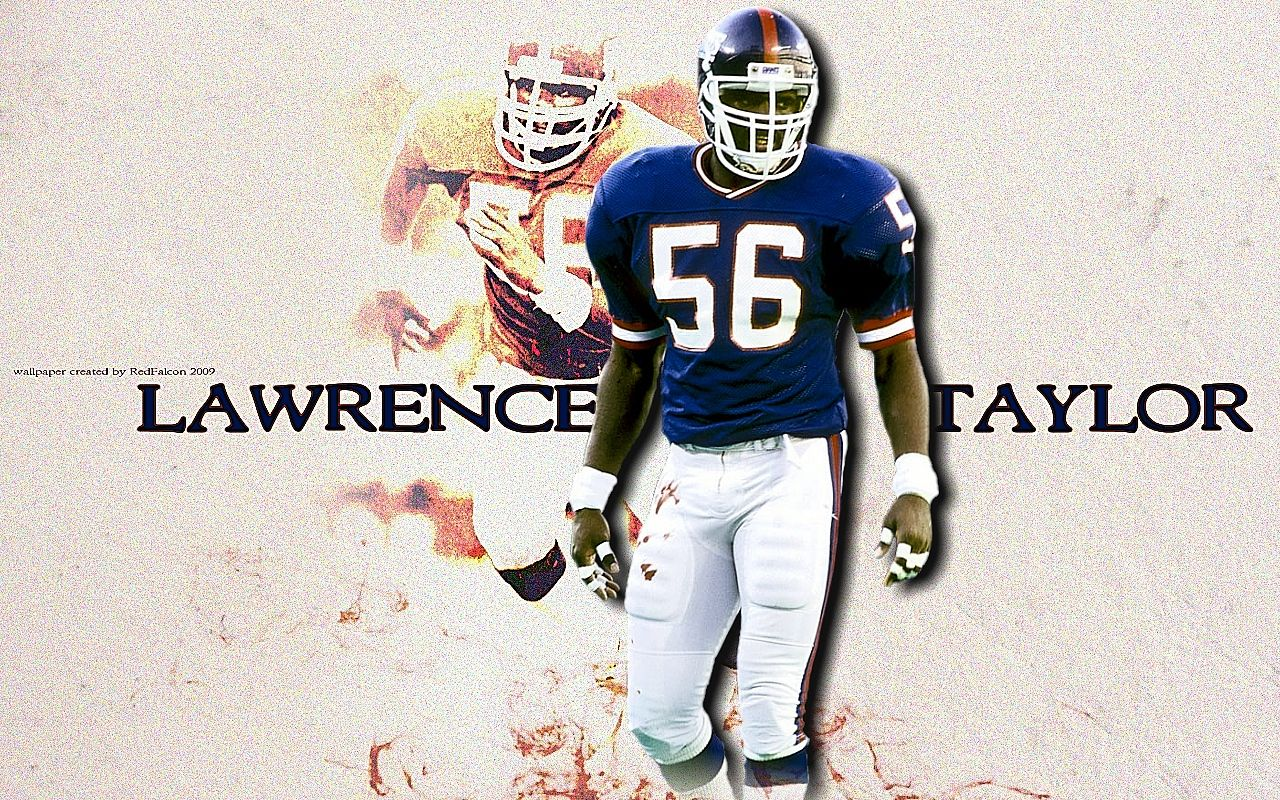 Classic Giants Wallpaper Lawrence Taylor Lawrence Taylor Nfl