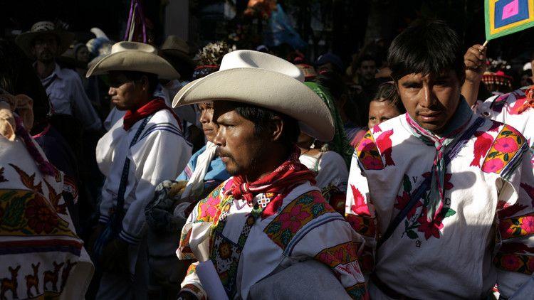 Los Wirrárika es un pueblo originario que ha emprendido la defensa de sus territorio y rutas de peregrinaje donde se usa la planta alucinógena del peyote.