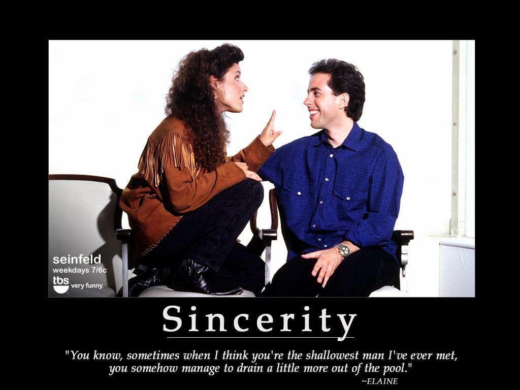 Seinfeld Quotes New Sincerity Sighting Normcore Fashion  Patrol  Blog