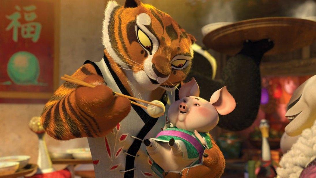 Master Tigress kung Fu Panda 3 by ARC-Trooper-DREW on