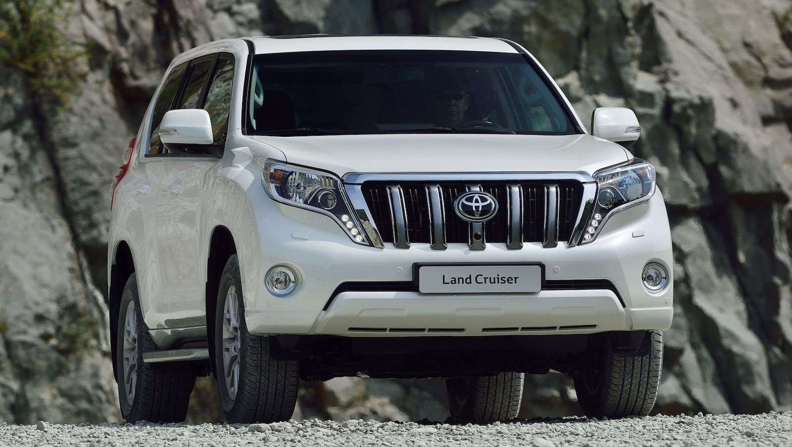 2017 Toyota Land Cruiser Prado Facelift Land Cruiser