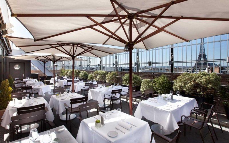 Extrêmement Restaurant Paris 8 Maison Blanche (15 avenue Montaigne 8e  NZ46
