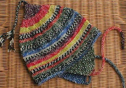 Cappelli a maglia per bambini d3ac855c9457