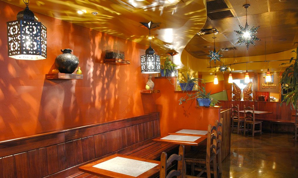 Modern Mexican Restaurant Design | Small Mexican Restaurant Design Mekenita  Mexican Grille