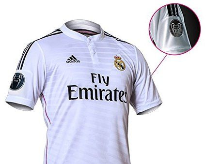45f8142012d Free shipping |Real Madrid Champions League Jersey 2014 - 2015 ...