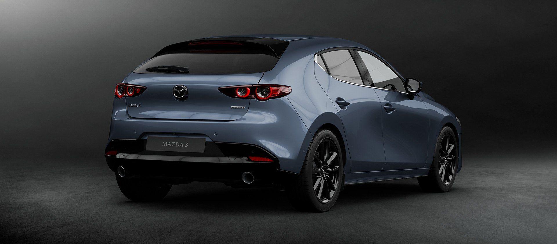 Mazda3 til sölu 5 dyra Mazda á Íslandi Coches