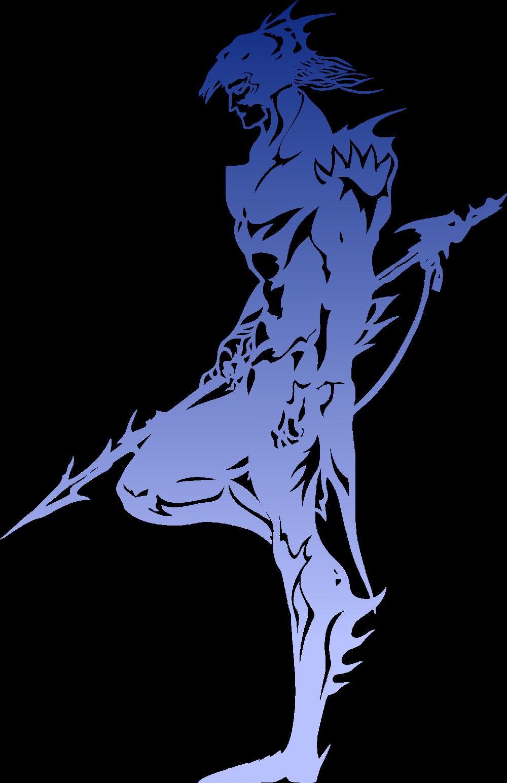 Original Final Fantasy IV logo by eldi13 on DeviantArt in