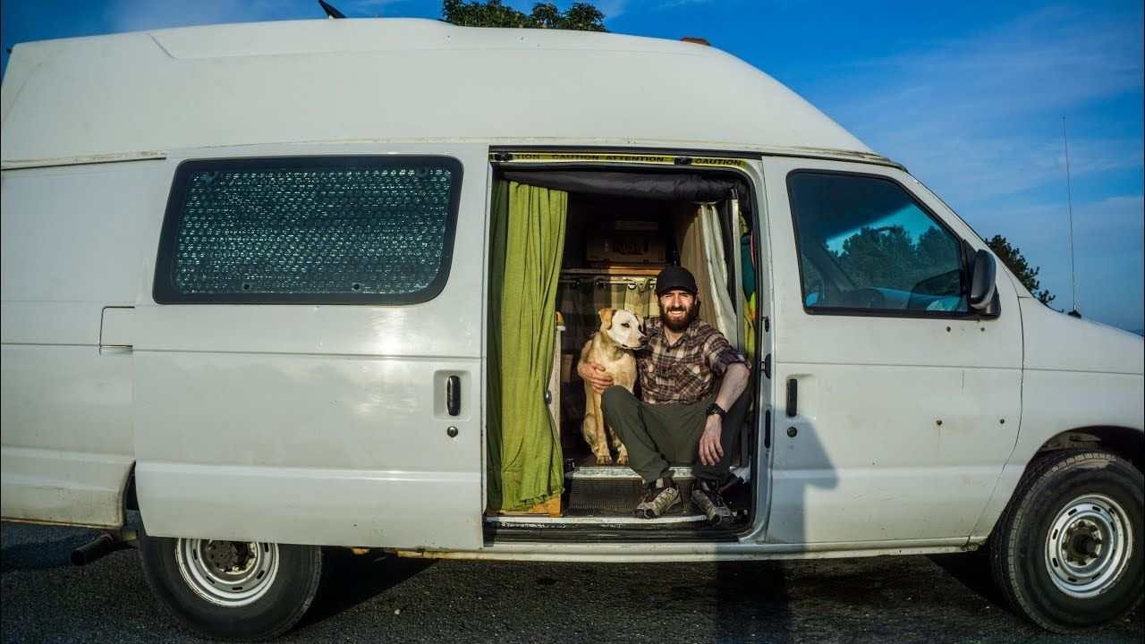 Is This The Most Functional Stealth Camper Van Conversion