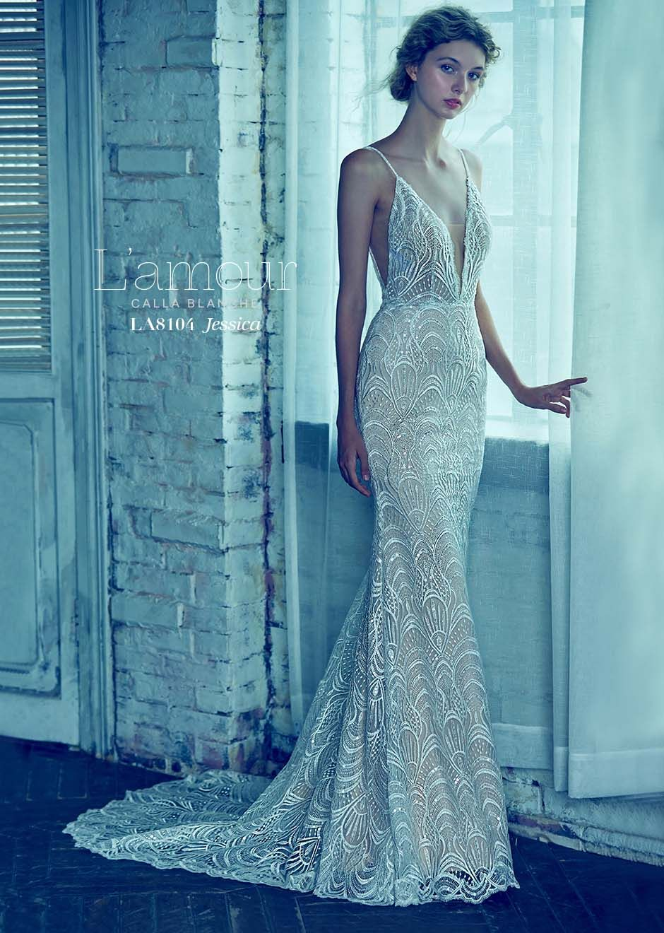 fe757545ffae L'amour Spring 2018 Collection | Wedding Dresses For Today's Bride ...