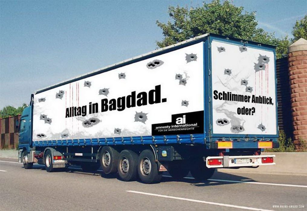 Truck Advertising Mobile Billboard Advertising